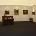 Expositie schilderijen Klassieke Stijl door Diny Canters