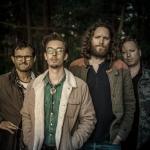 concert door de band Op Zoek Naar Johan