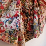 Nov 2016 expositie Textiele Vormen door Alexandra Drenth